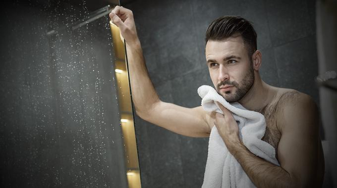 ความแตกต่างของ อุณหภูมิในการอาบน้ำ